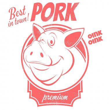 Best pork sign