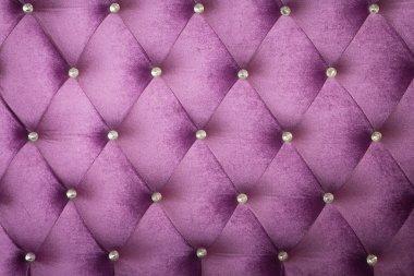 Upholstery velvet backdrop.