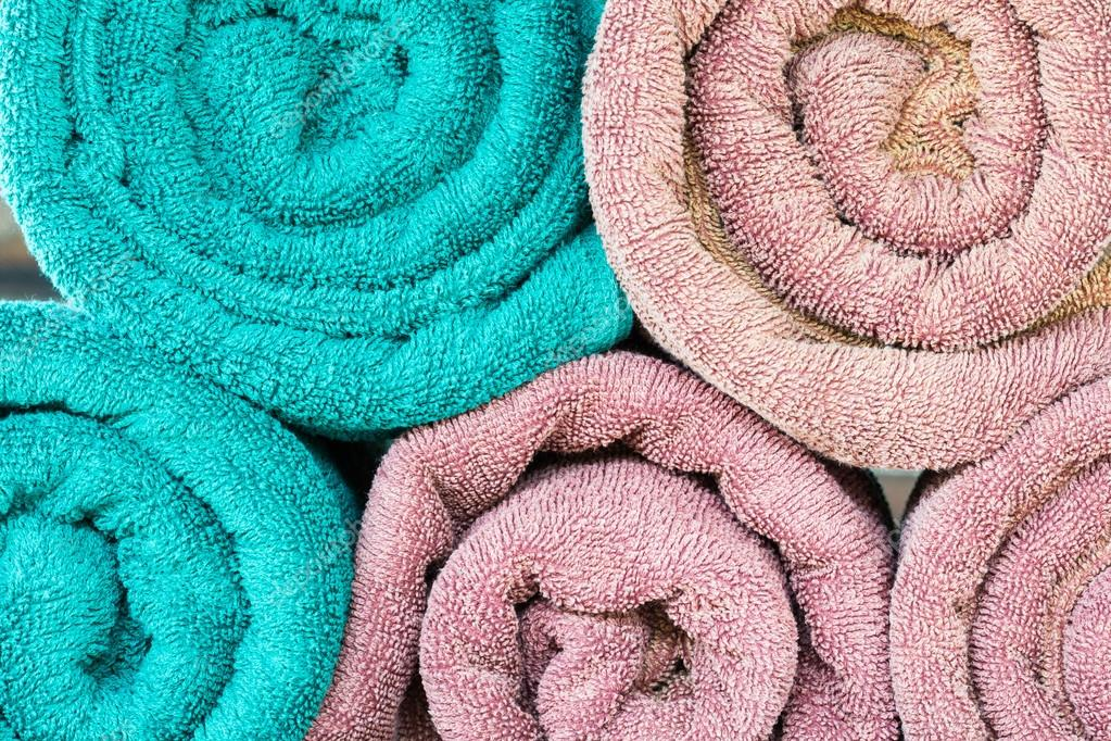 Swimming pool towels — Stock Photo © tiverylucky #28011097