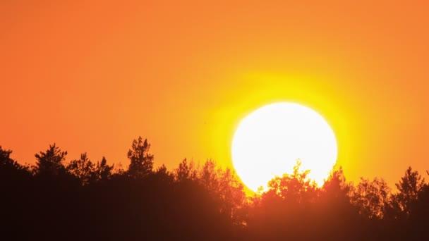 západ slunce detail. Vymazat