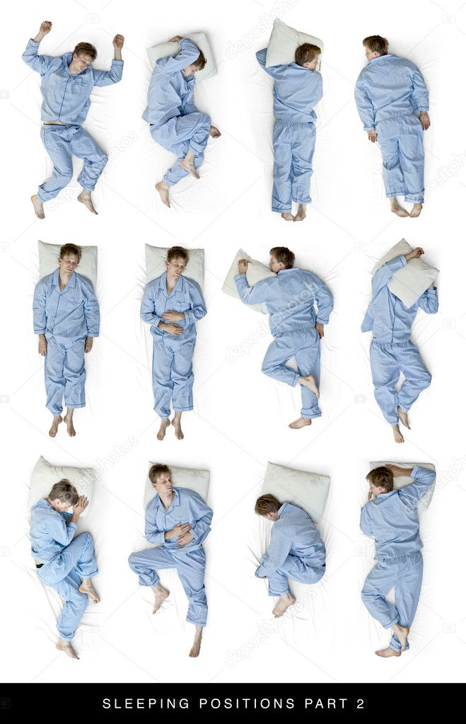 Sleeping positions part 2