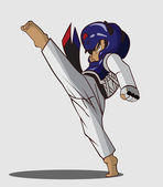 Bojového umění Taekwondo