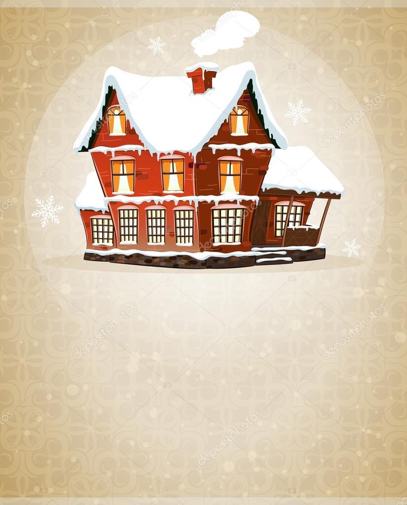 Brick cottage