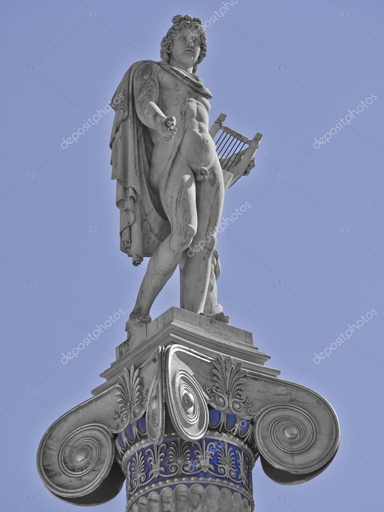 Атлас древнегреческий бог