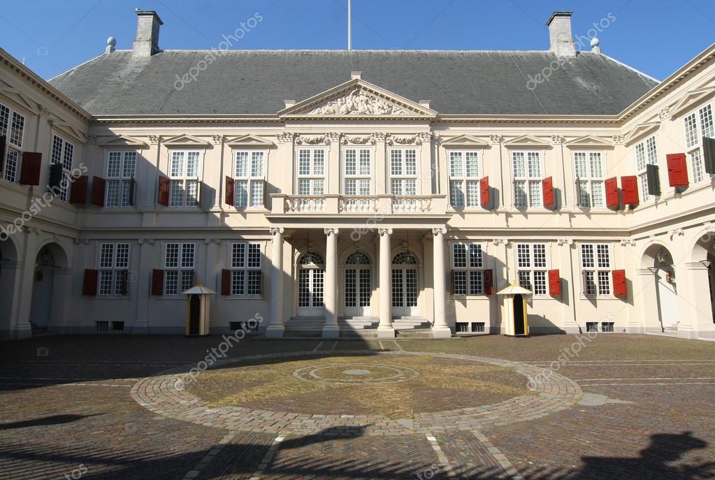 Royal palace in the hague holland stock photo jankranendonk royal palace in the hague holland stock photo 12102018 publicscrutiny Choice Image