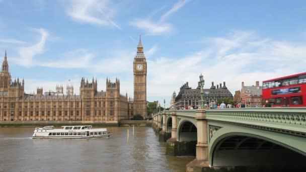 Westminster bridge a big ben