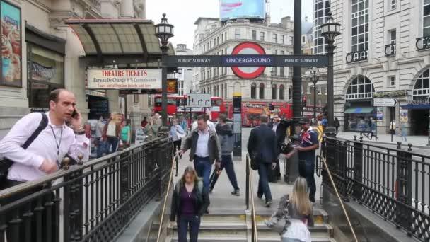Londýn undergrond stanice