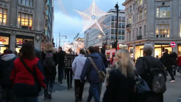 vánoční nákupy v Londýně, Velká Británie