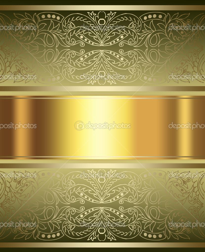 elegant gold and brown background � stock photo 169 iluziaa