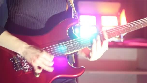rock and roll gitárosa