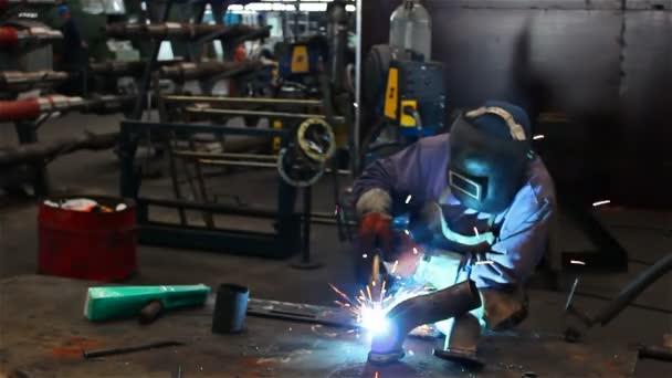 plynové kovové obloukové svařování