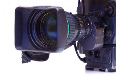 TV camera lens