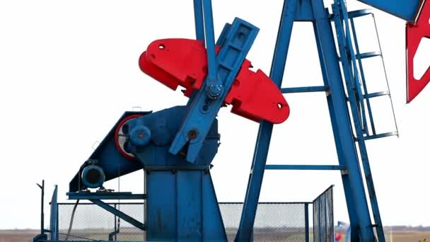 funktionierende Ölpumpenheber