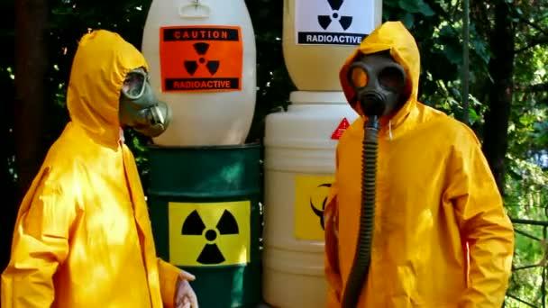 Skládky toxického odpadu