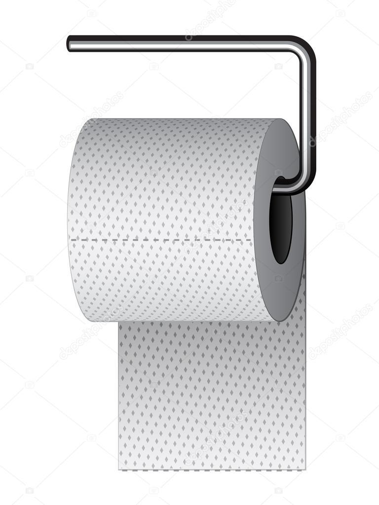 Papel higi nico en soporte de cromo archivo im genes for Accesorios para bano papel higienico