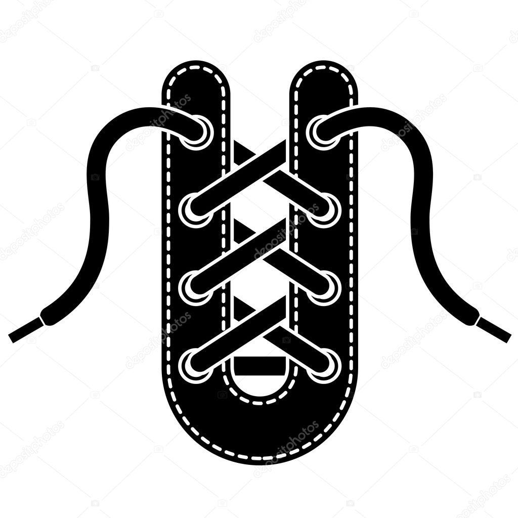 Shoe Lace Illustration