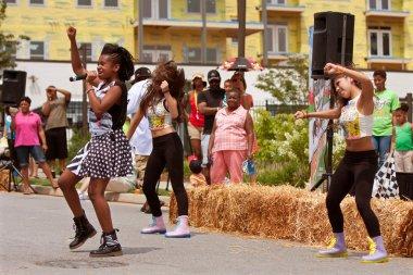 Teen Singer Aleacea Performs At Summer Festival In Atlanta