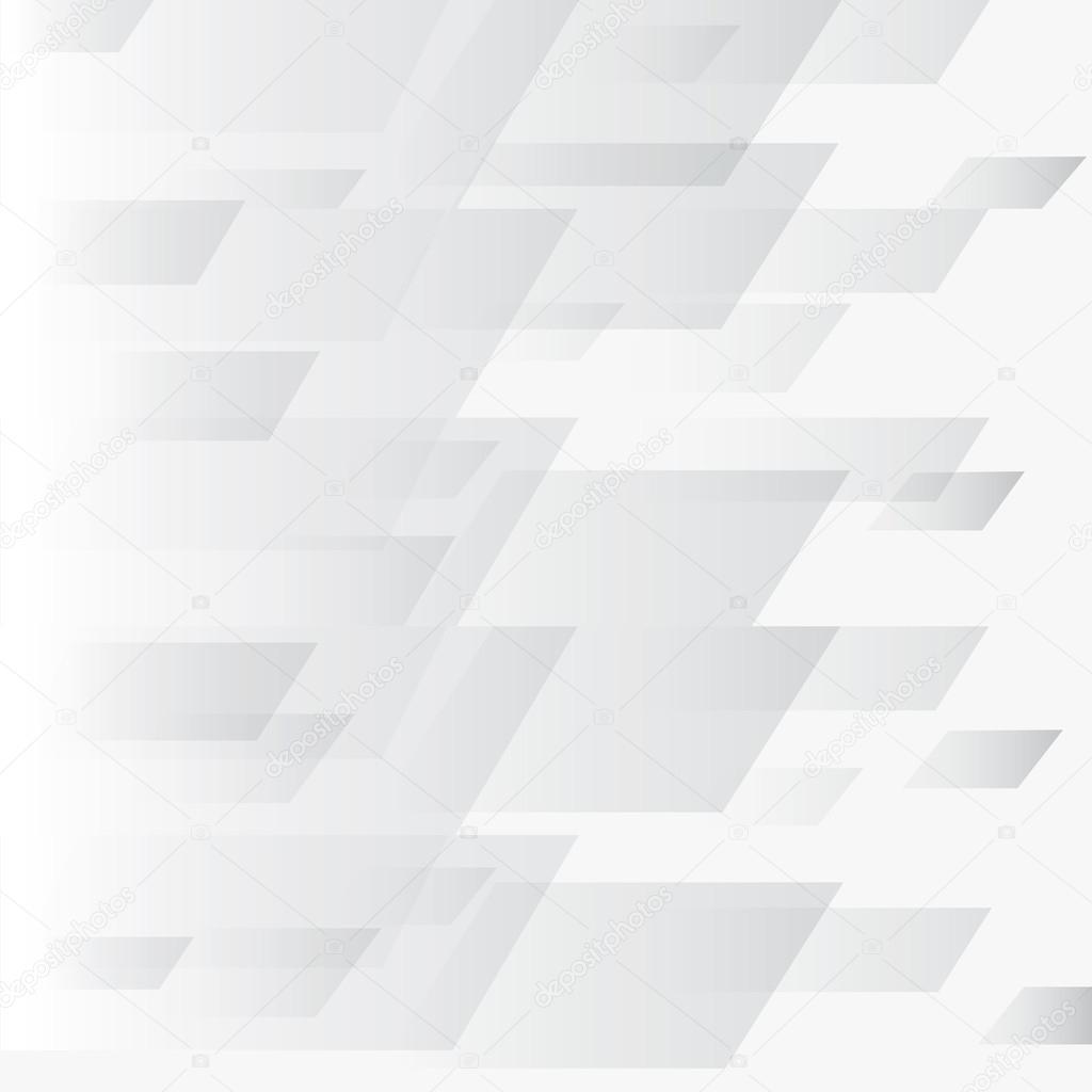 Geometric white background - EPS 10