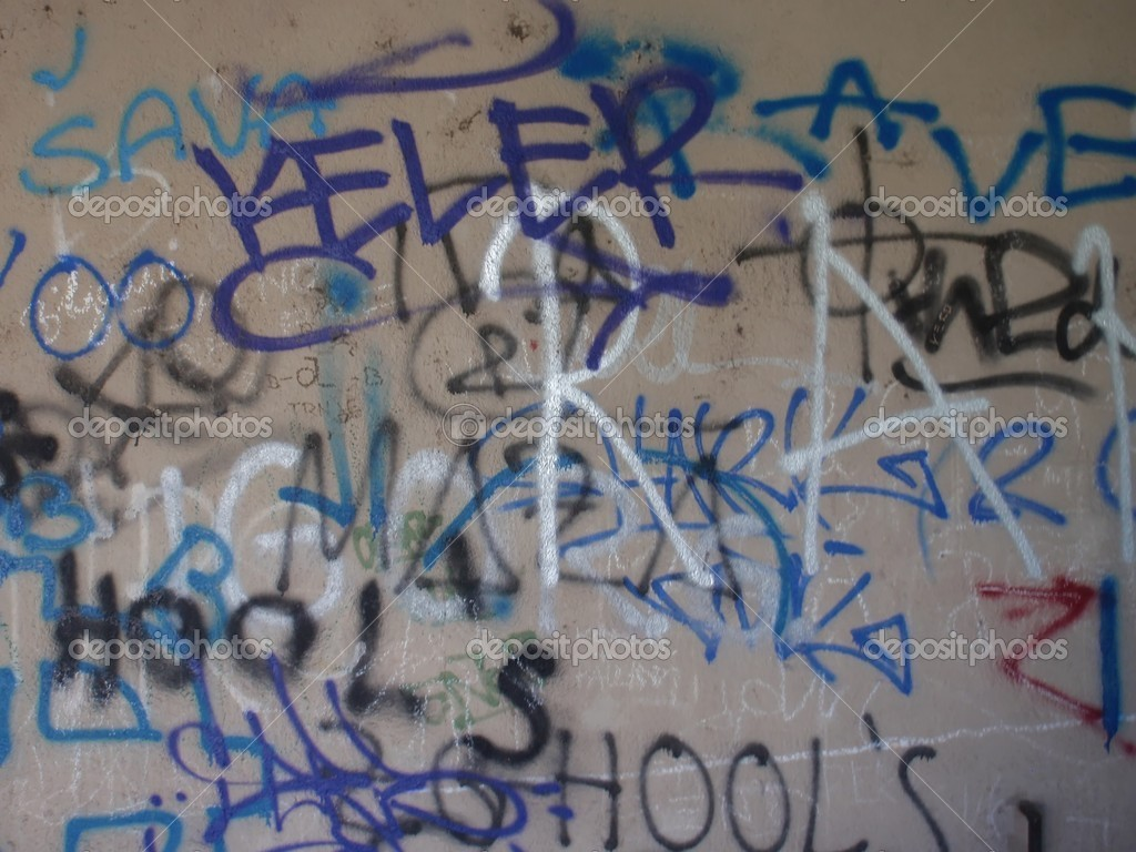 The pros and cons of the use of graffiti in the streets