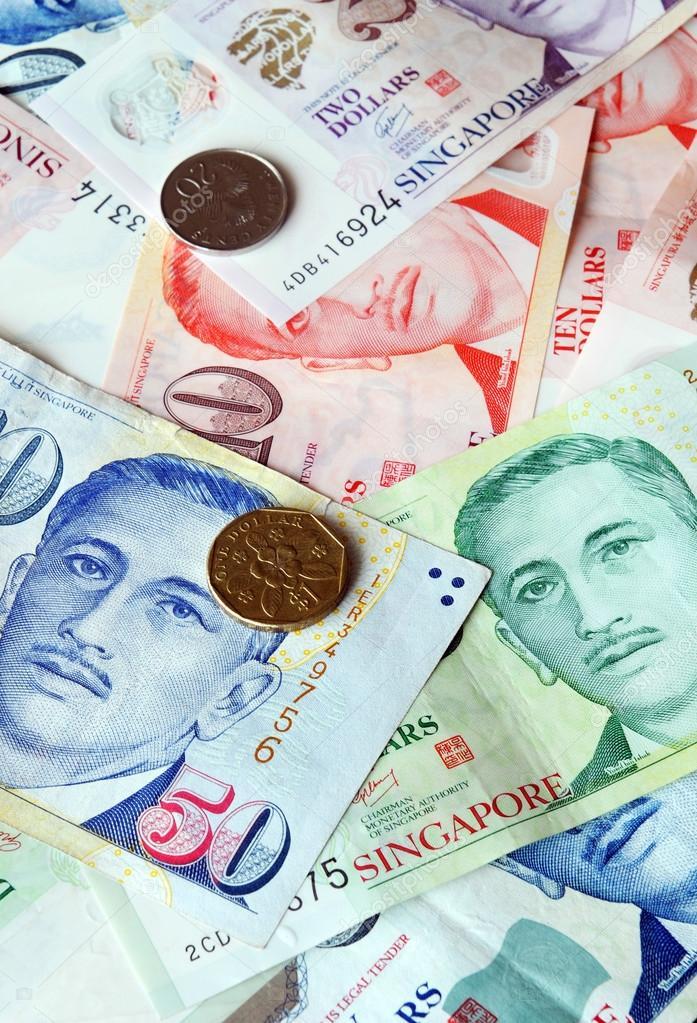 собачки деньги сингапура в обращении фото жили
