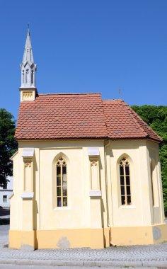 Max Emanuel chapel Wasserburg