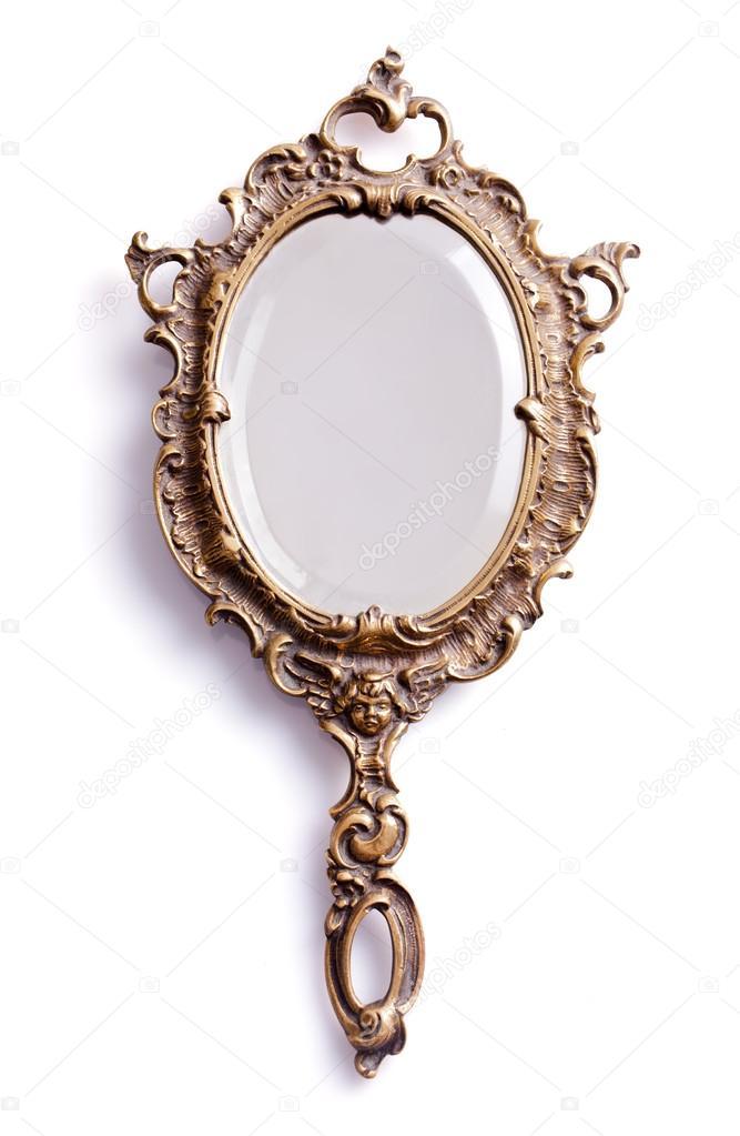 Hand Mirror Stock Photo 169 Ilyashapovalov 12157333
