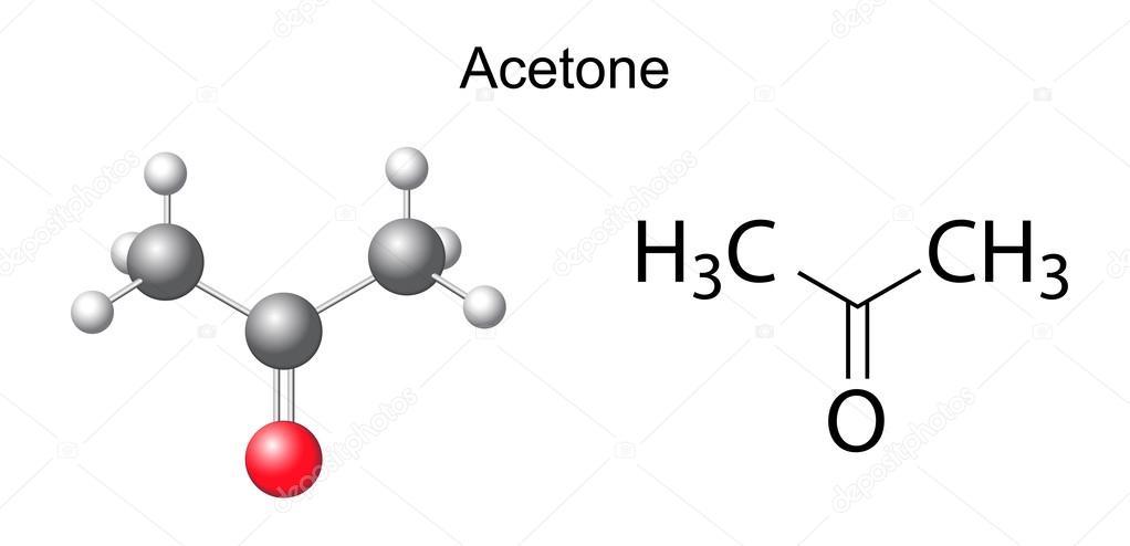 Resultado de imagen para acetona