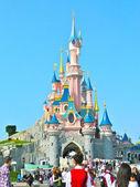Walt disney hrad v Disneylandu v Paříži, Francie