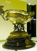 Az Ac Milan Múzeumban Ac Milan nyerte kupa