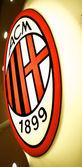 Ac Milan jelképe tetején saját öltözőben