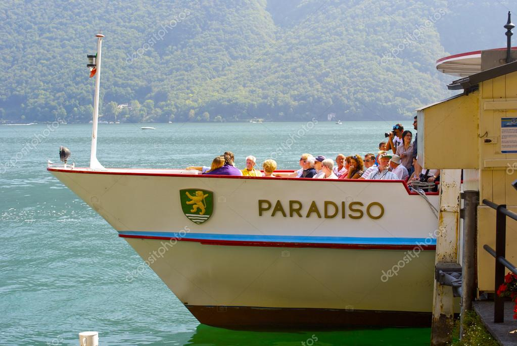 Boat called PARADISO