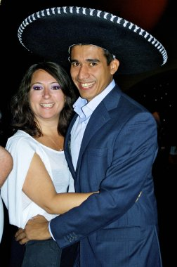 Couple from Mexico