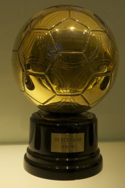 Golden Ball 1959 of Di Stefano