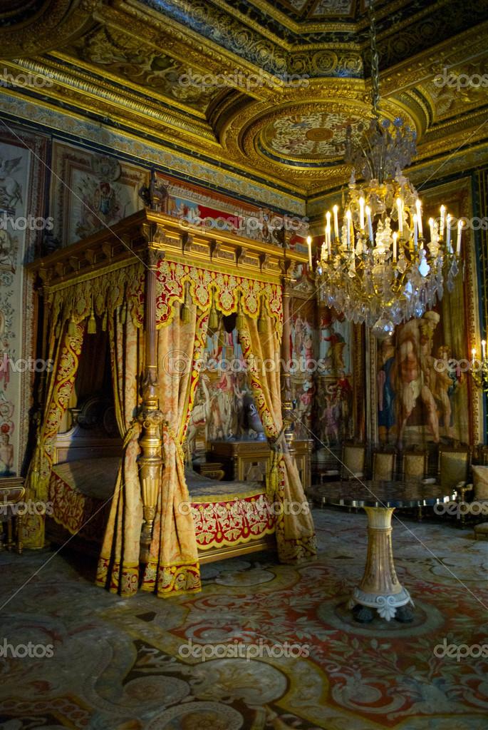Castle Fontainebleau 206 Le De France France Image Is