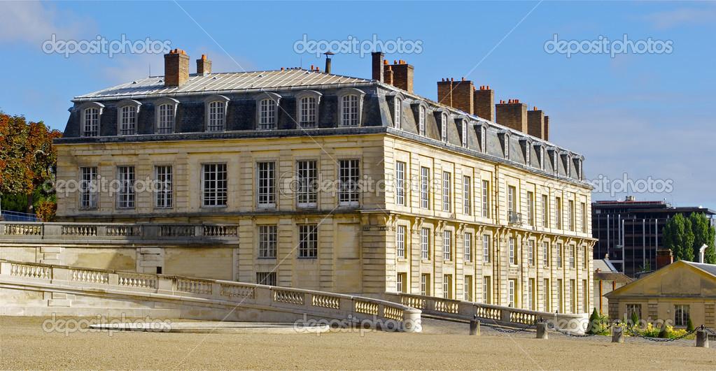 Connu Parc de Saint-Cloud, Paris, France — Stock Photo © Siempreverde  NG48