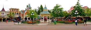 Disney land panorama