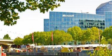 Microsoft office in Paris