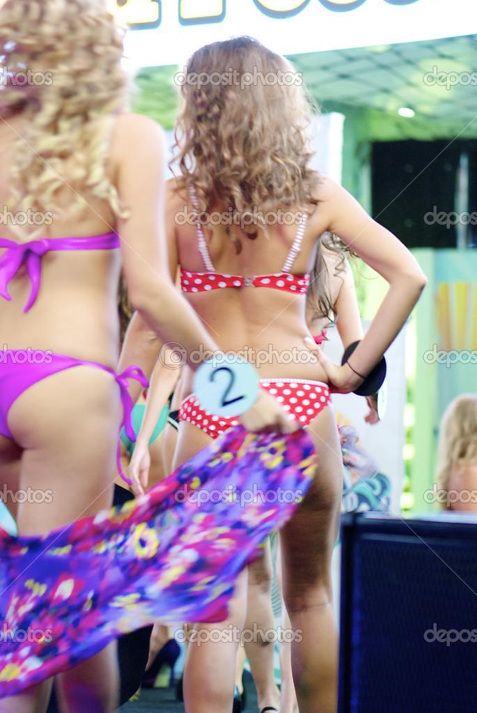 Bikini contest st petersburg
