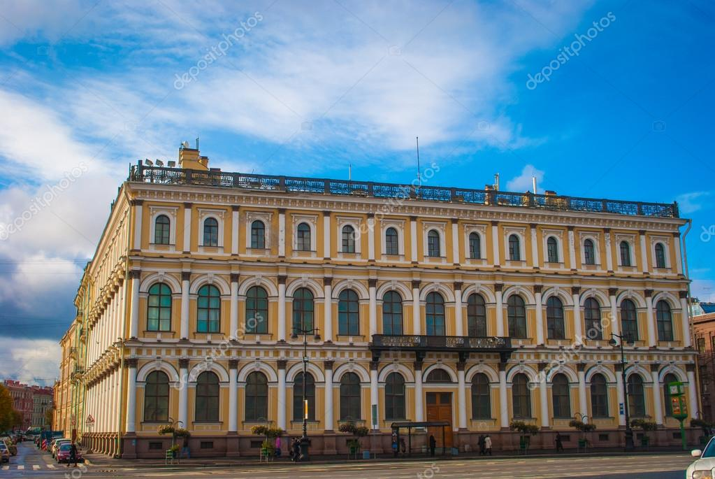 Architecture of Saint Petersburg, Russia