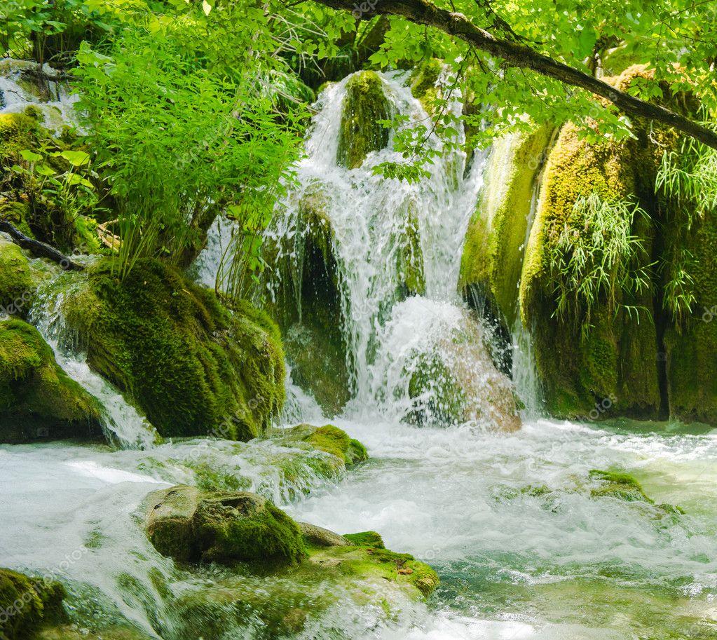 Landscape of the beautiful nature of Croatia, Europe