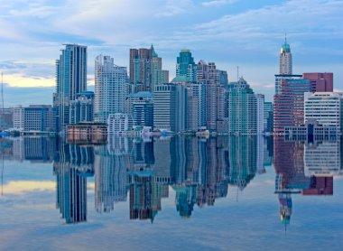 Building on Mega Floods Reflection