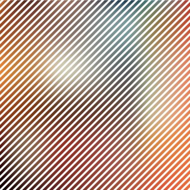 Vector abstract background with diagonal stripes