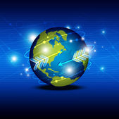 Globalizace technologie sítě