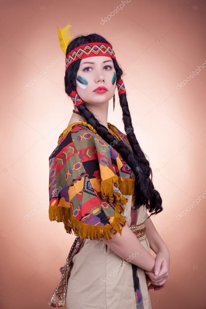 selfietits brown native girl