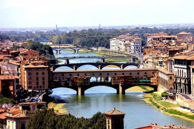 General view of Florence