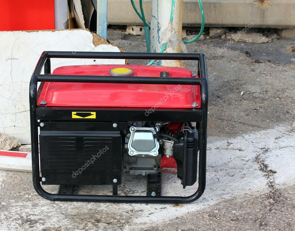 Portable Electric Generator