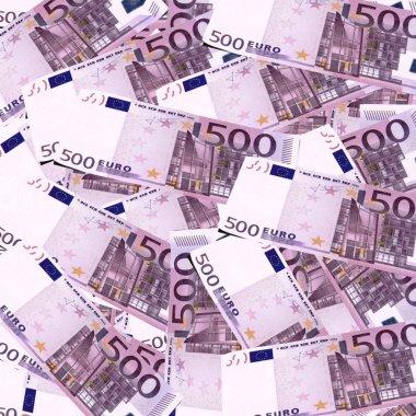 Euro Banknotes- 500 euros