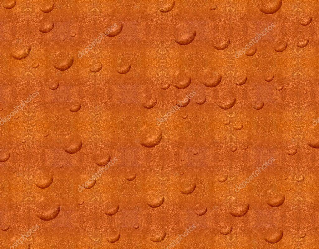 Gouttelettes D Eau Fond Grunge Orange Rouge Vintage Motif Papier