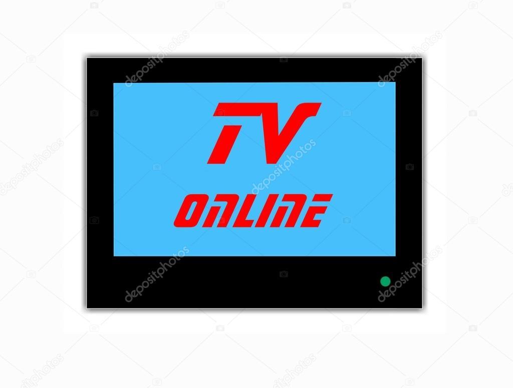 Tv online grtis stock photo flik47 45512205 tv online grtis fotografia de stock stopboris Images