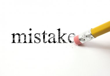 Erasing your Mistake